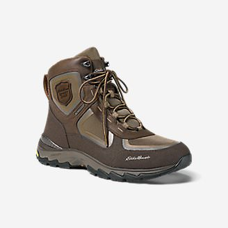 Men's Eddie Bauer Field Ops Boot in Brown