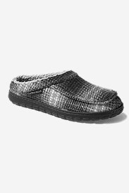 Men's Eddie Bauer Yurt Slipper in Gray