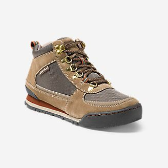Women's Eddie Bauer Highland Sneakerboot in Brown