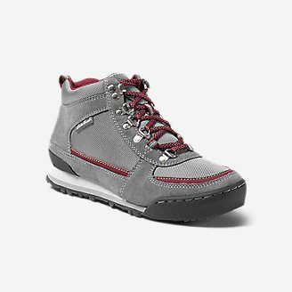 Women's Eddie Bauer Highland Sneakerboot in Gray