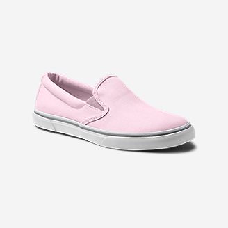 Women's Haller Slip-On in Red