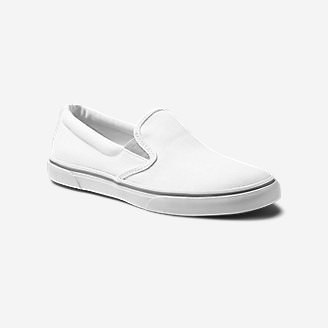 Women's Haller Slip-On in White