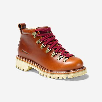 Women's Eddie Bauer K-6 Boot in Red