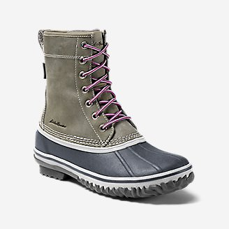 Women's Hunt 8' Pac Boot in Gray