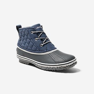 Women's Hunt Pac Mid Boot - Fabric in Blue