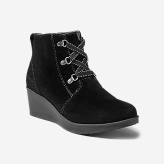 Women's Evanesce Wedge in Black