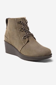 Women's Evanesce Wedge in Beige