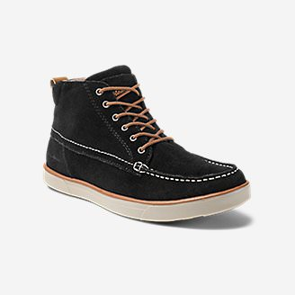 Women's Eddie Bauer Laurel Chukka in Black