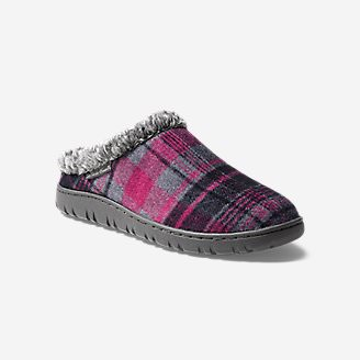 Women's Yurt Moc Slipper in Gray