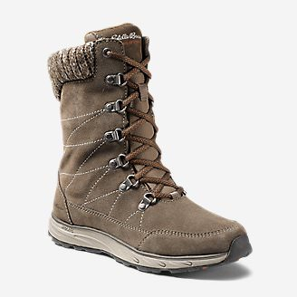 Women's Laurel Lace Boot in Beige