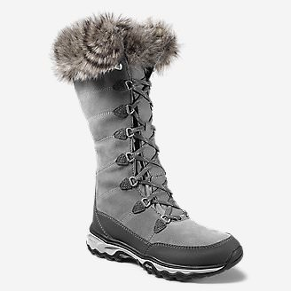 Women's Solstice 2.0 Leather Boot in Gray