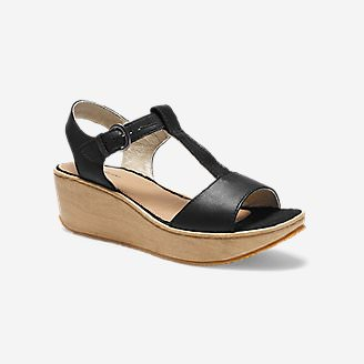 Women's Kara Wood in Black