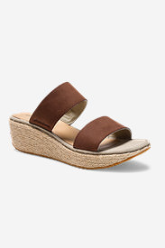 Women's Kara 2.0 Slide in Brown