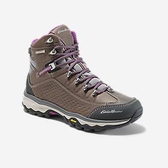 Women's Mountain Ops Boot in Gray