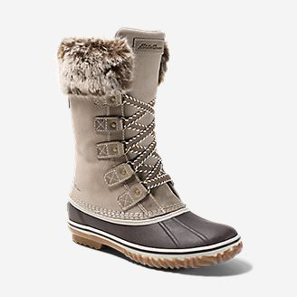 Women's Hunt Pac Deluxe Boot in Beige