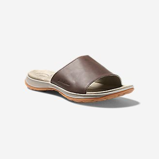 Women's Sunrise Slide in Brown