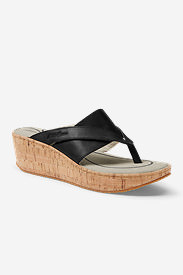 Women's Eddie Bauer Kara Slide in Black