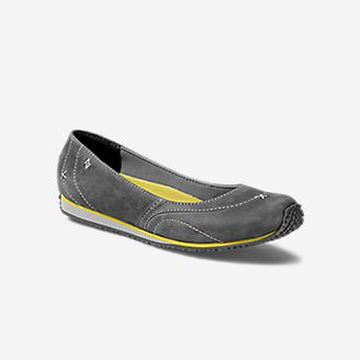 Women's Eddie Bauer Stine Ballet in Gray