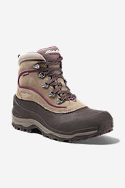 Women's Eddie Bauer Snowfoil Boot in Beige