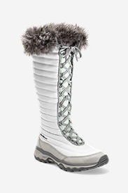 Women's Eddie Bauer MicroTherm Tall Boot in White