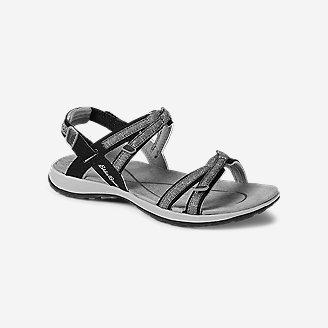 Women's Esker Sandal in Black