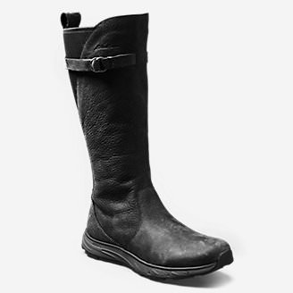 Women's Eddie Bauer Lodge Boot in Black