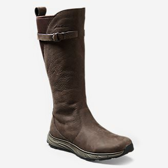 Women's Eddie Bauer Lodge Boot in Brown