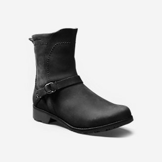 Women's Eddie Bauer Covey Boot in Black