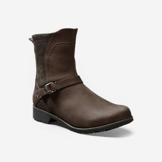 Women's Eddie Bauer Covey Boot in Brown
