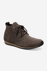Women's Eddie Bauer Transition Chukka in Beige