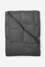Down Throw - Solid in Gray