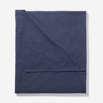 Flannel Duvet Cover - Heather in Blue