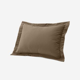 Cascade Pillow Sham in Beige