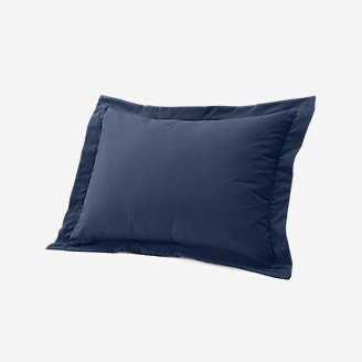 Cascade Pillow Sham in Blue