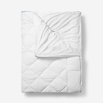 Freecool PCM Supportive Mattress Pad in White
