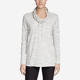 Women's Fairview Pullover in White