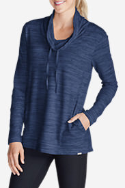Women's Fairview Pullover in Blue