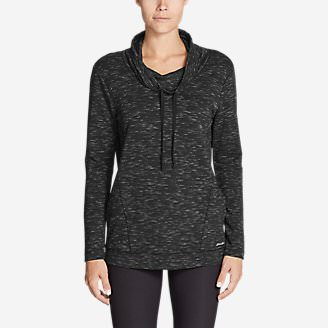 Women's Fairview Pullover in Gray