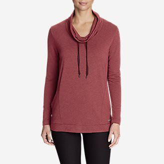 Women's Fairview Pullover in Purple