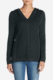 Women's Shasta Hoodie Sweater in Gray