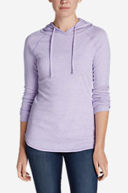 Women's Favorite Pullover Hoodie - Solid in Purple