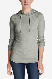 Women's Favorite Pullover Hoodie - Solid in Gray