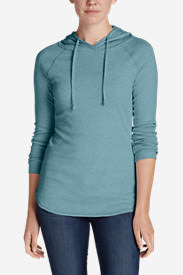 Women's Favorite Pullover Hoodie - Solid in Blue