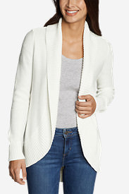 Women's Kiera Cardigan Sweater in White