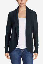 Women's Kiera Cardigan Sweater in Blue