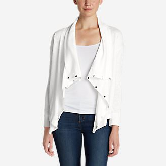 Women's 7 Days 7 Ways Cardigan in White