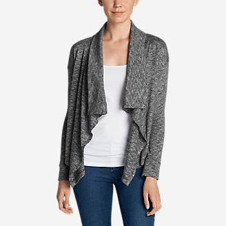 Women's 7 Days 7 Ways Cardigan in Black