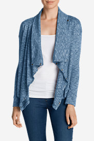 Women's 7 Days 7 Ways Cardigan in Blue