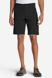 Men's Amphib Cargo Shorts in Black