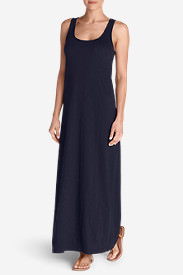 Women's Midtown Maxi Dress in Blue